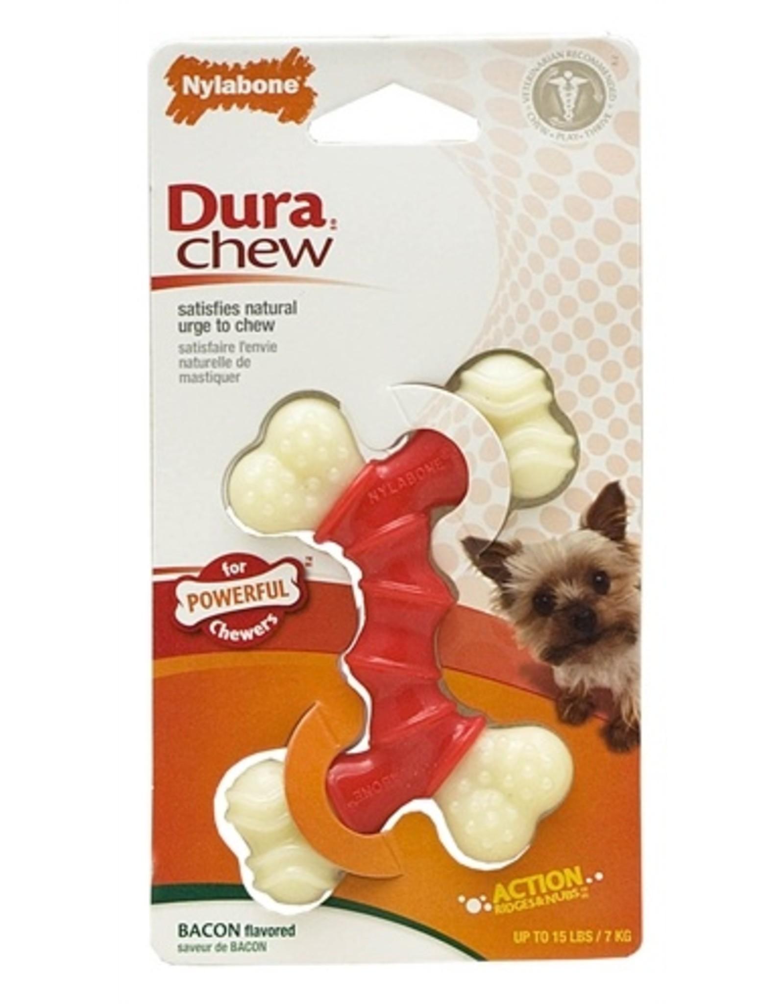 Nylabone Nylabone extreme chew voor harde bijters baconsmaak
