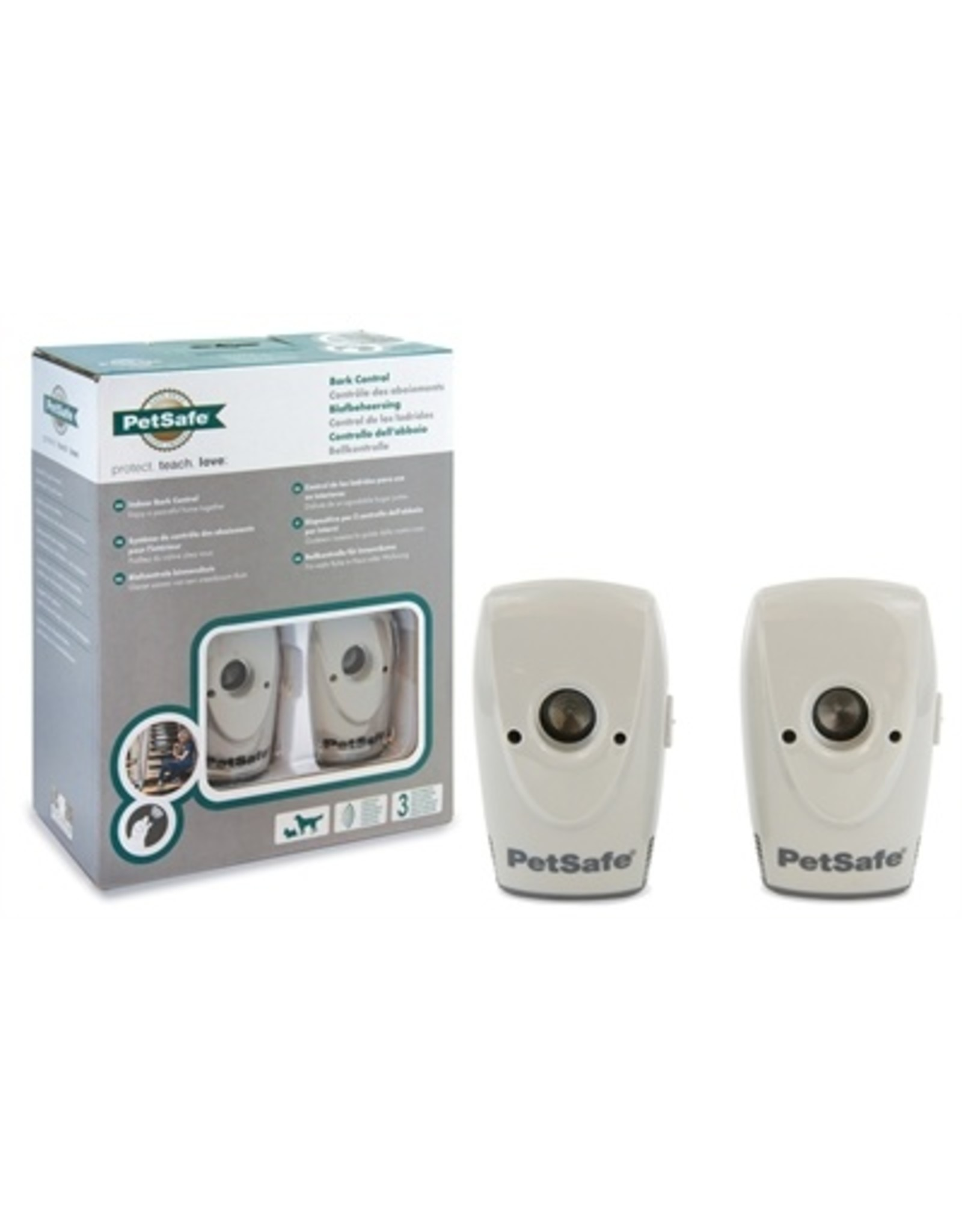 Petsafe Petsafe bark control ultrasonic voor in huis