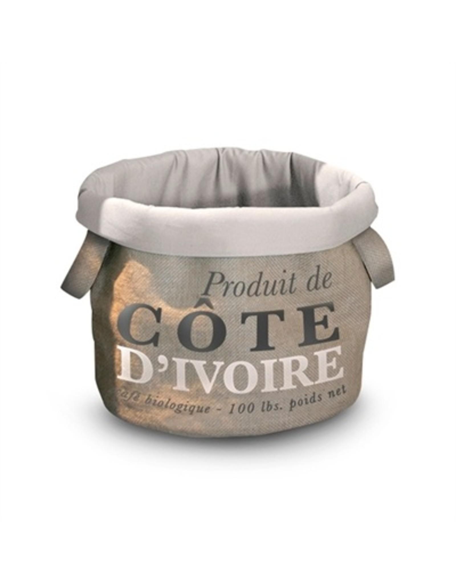 D&d D&d kattenmand pet-bag coffee cote d'ivoire