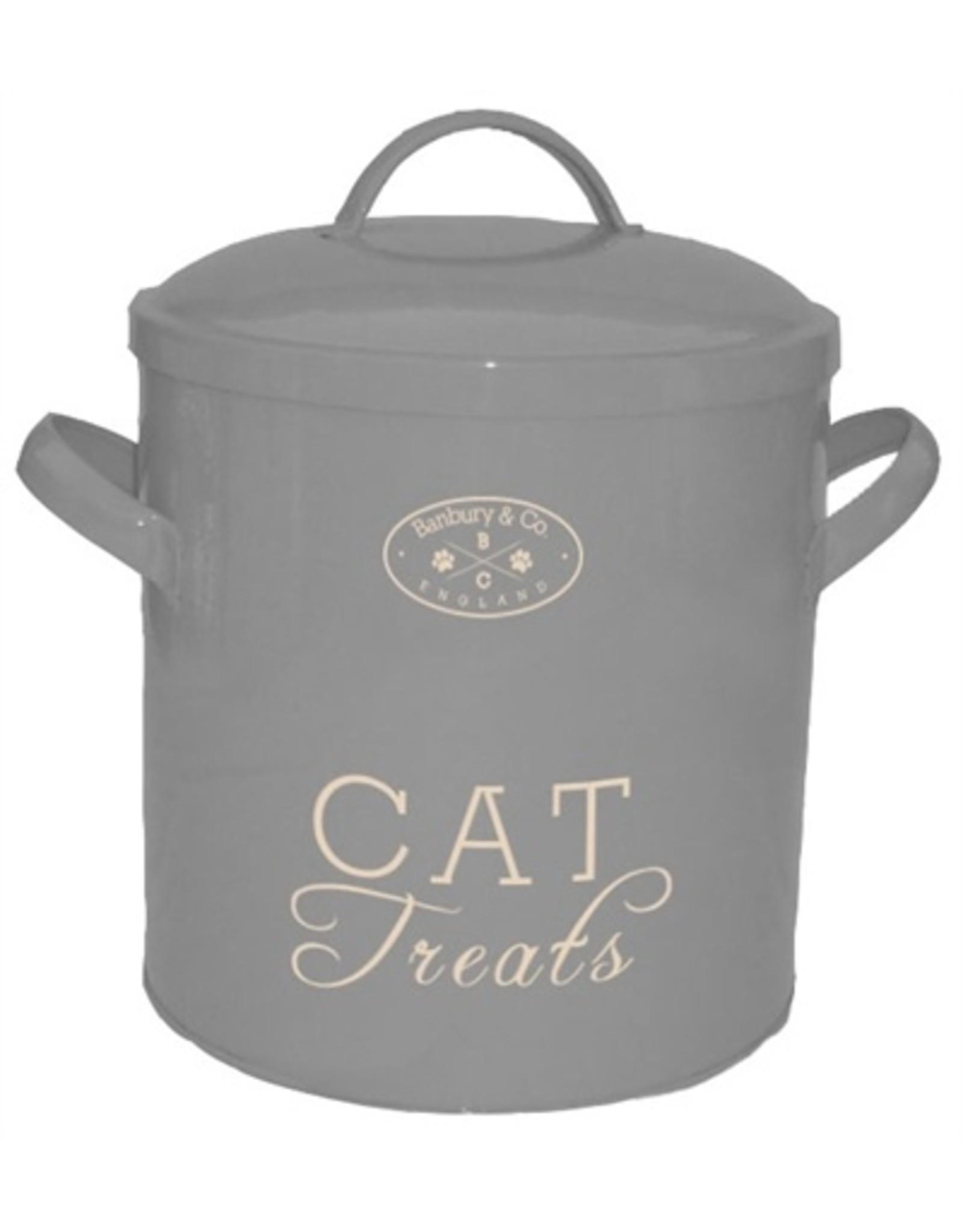 Banbury & co Banbury & co voorraadpot kat tin