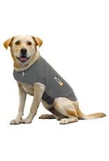 Merkloos Thundershirt voor angstige hond grijs