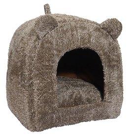 40 winks Rosewood kattenmand iglo teddy bruin