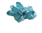 Aqua aura kwarts