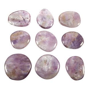 Ametrien platte steen
