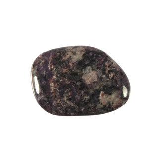 Charoiet platte steen