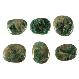 Diopsiet platte steen