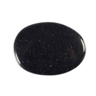 Goudsteen (blauw) platte steen