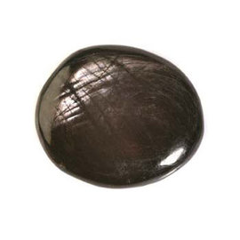 Hyperstheen platte steen