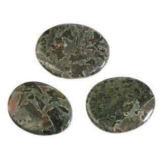 Jaspis (kambaba) platte steen