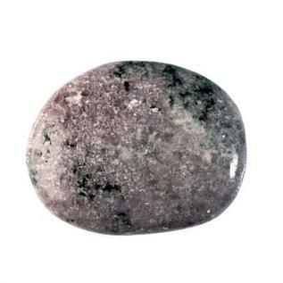 Lepidoliet platte steen