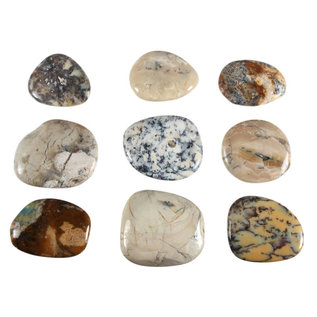 Merliniet platte steen