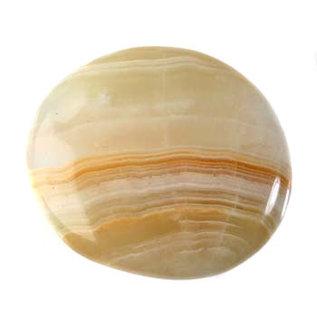 Onyx marmer platte steen
