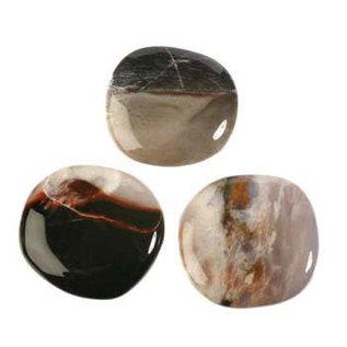 Sardonyx platte steen