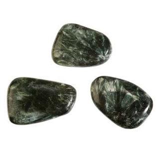 Serafiniet platte steen