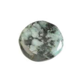 Smaragd platte steen