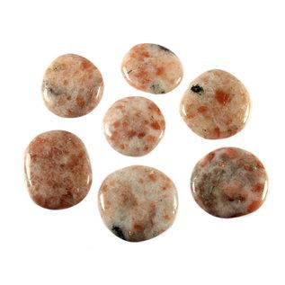 Zonnesteen platte steen