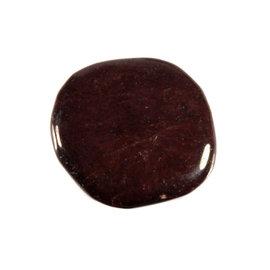 Granaat platte steen