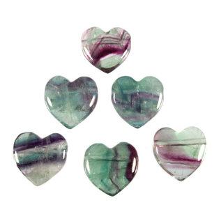 Fluoriet (multi) hanger hart doorboord