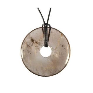 Rookkwarts hanger donut 4 cm