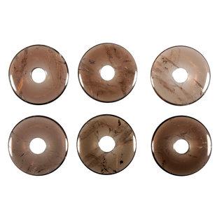 Rookkwarts hanger donut 3 cm
