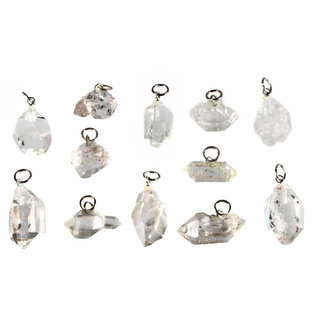 Herkimer diamant hanger