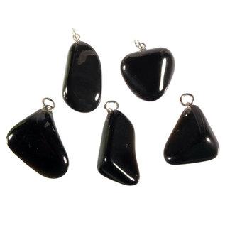 Obsidiaan (zwart) hanger