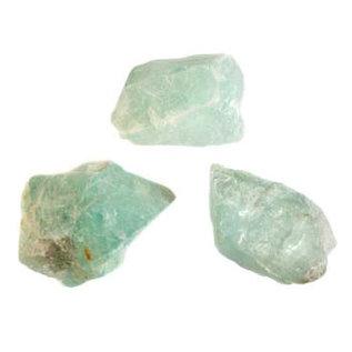 Fluoriet (groen) ruw maat 3 (500 gram)