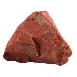 Jaspis (rood) ruw maat 3 (500 gram)
