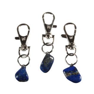 Halsband hanger lapis lazuli groot