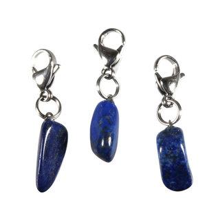 Halsband hanger lapis lazuli klein