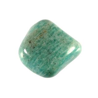 Amazoniet trommelstenen L (50 gram)