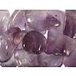 Amethist (licht) trommelstenen M (50 gram)