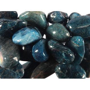 Apatiet trommelstenen M (50 gram)
