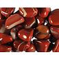 Jaspis (rood) trommelstenen L (50 gram)