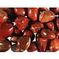 Jaspis (rood) trommelstenen S (50 gram)