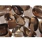 Rookkwarts trommelstenen S (50 gram)
