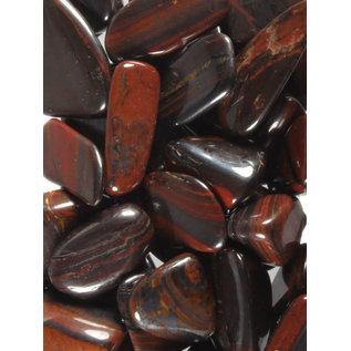 Tijgerijzer trommelstenen S (50 gram)