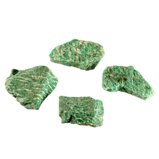Amazoniet (Russisch) ruw maat 3 (500 gram)