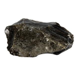 Obsidiaan (goud) ruw maat 2 (500 gram)