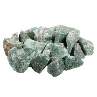 Aventurijn (groen) ruw maat 3 (500 gram)