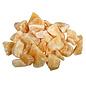 Calciet (oranje) ruw maat 2 (500 gram)
