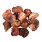 Carneool ruw maat 3 (500 gram)