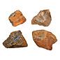 Opaal (Boulder) ruw maat 6 (per stuk)