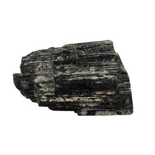 Toermalijn (zwart) ruw maat 9 (per stuk)