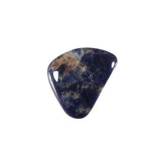 Sodaliet trommelstenen M (50 gram)