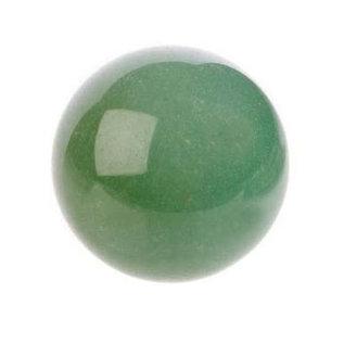 Aventurijn (groen) edelsteen bol 40 mm