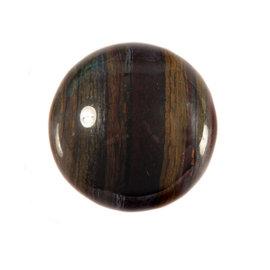 Tijgerijzer edelsteen bol 40 mm