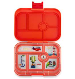 Yumbox Yumbox Original 6-vakken Saffron orange