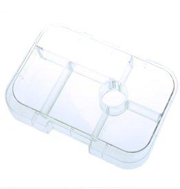 Yumbox Yumbox Original 6-vakken tray Transparant