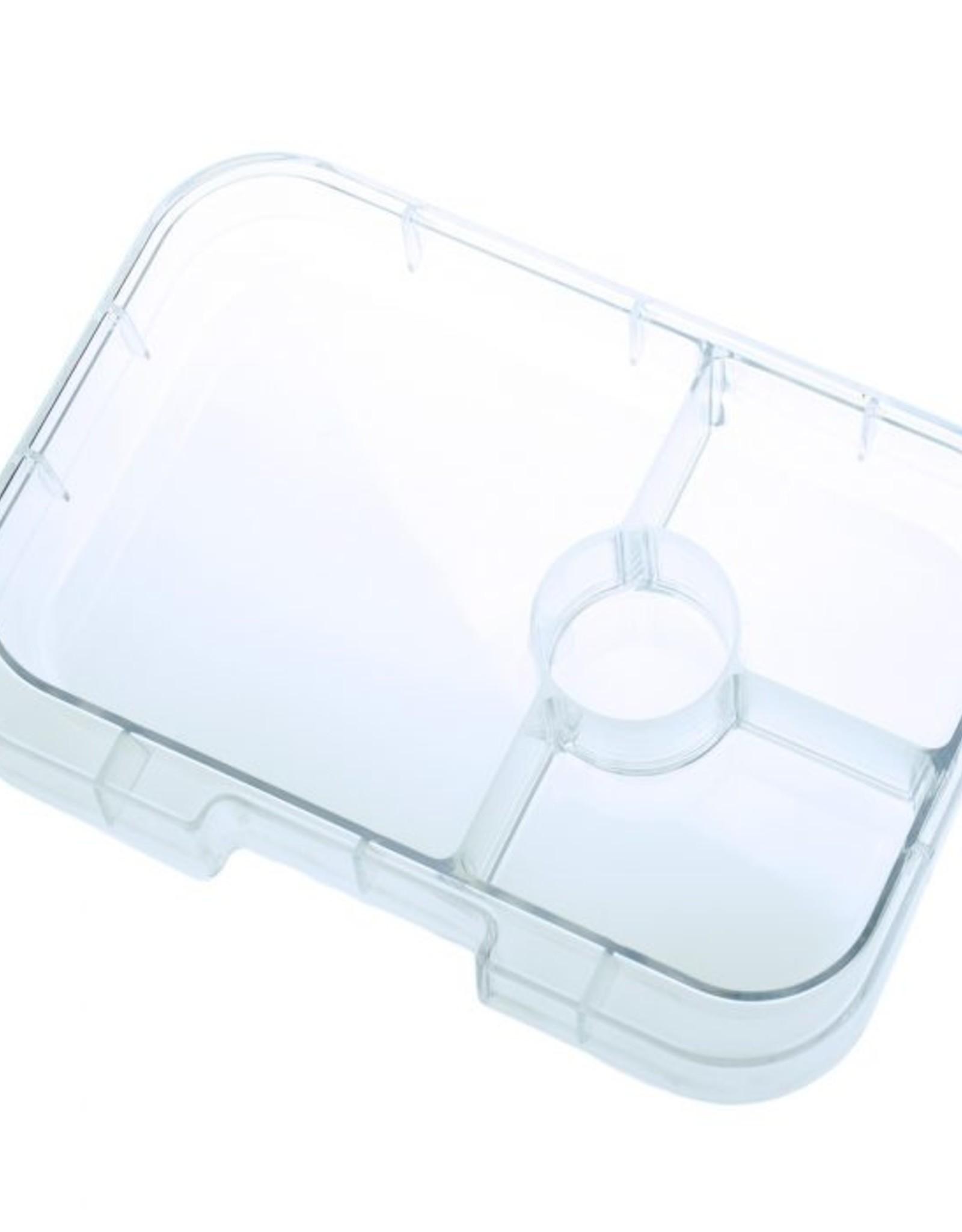 Yumbox Yumbox Panino 4-vakken tray Transparant